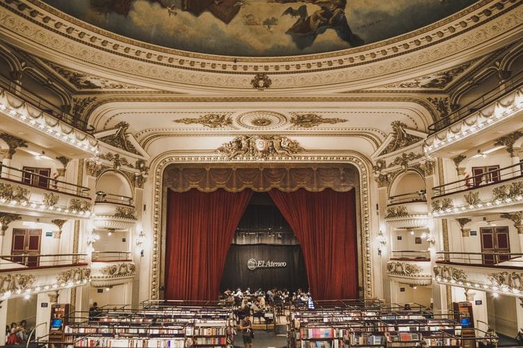 El Ateneo Grand Splendid – най-красивата книжарница в света