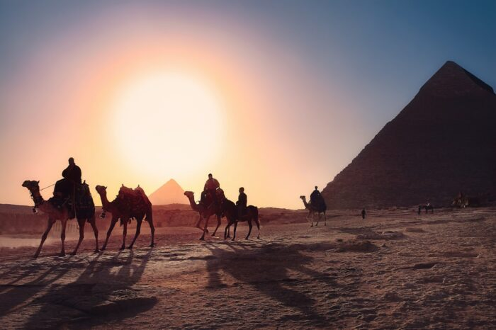 Eксурзия в Египет – Кайро и почивка в Хургада