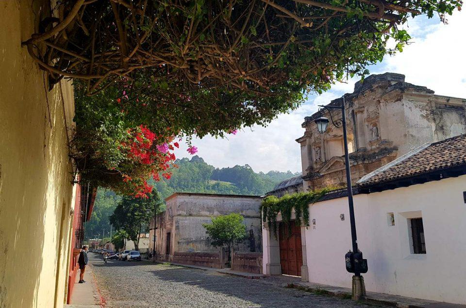Цветовете на Гватемала, Част I