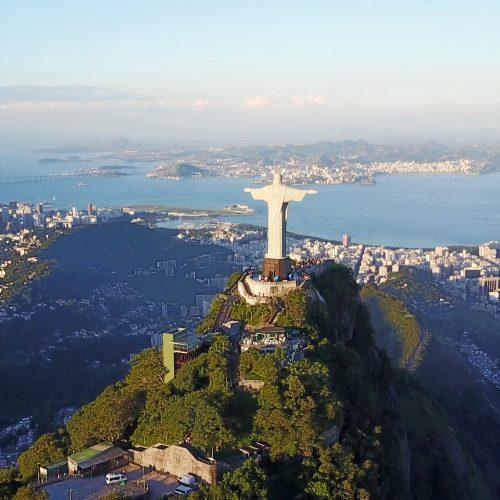 Рио Де Жанейро, Корковадо
