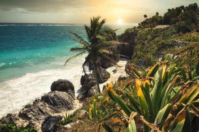 Почивка Мексико, остров Козумел